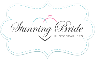 Stunning Bride Photographers | Los Angeles wedding photographer logo